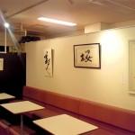 壁面ギャラリーの利用風景